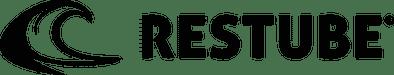 LOGO von Restube, eine Firma die sich um Sicherheit beim Surfen kümmert