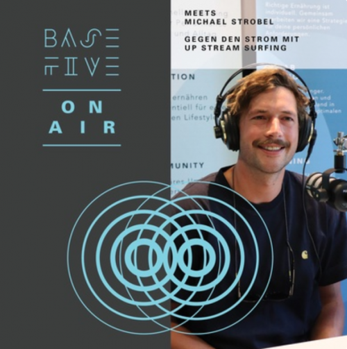 Podcast mit der BaseFive